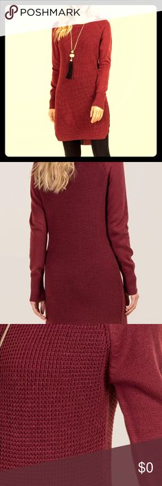 ISO Carter Sweater Dress by Francesca's My mother-in-law ordered this dress for me online for my birthday, but when the package arrived at my house that was not what was inside.  Francesca's fulfilled the order with something else entirely.  When I went into the store to exchange for the correct item, it was no longer available.  We couldn't get it from any of the boutiques, or online.  :(. Totally bummed!  If you're reading this and you have one that you'd be willing to part with, let me…