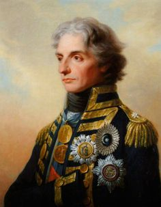Lord Nelson (1758–1805)  by Heinrich Füger