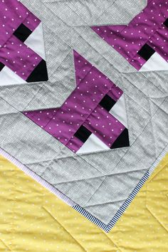 Intermix // Fancy Fox Quilt | Dear Stella Design