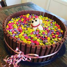 Kvikklunsj kake