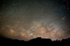 夜曝銀河 by Honta, via Flickr