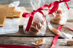 Pastries, Muffins, Sweet Treats, Food And Drink, Merry, Gift Wrapping, Snacks, Gifts, Caramel