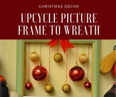 Christmas Decor – Up