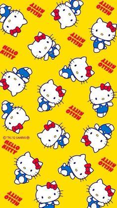 Pink Wallpaper Hello Kitty Backgrounds Kawaii Items Art Stuff Sanrio