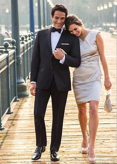 New Western Slim Fit Groom Tuxedos Light Black Two Buttons Best Man Suit Wedding Groomsman Men Suits Bridegroom Jacket+Pants+Tie+Vest Mens Tuxedos Rentals Modern Formal Wear From Perfectwardrobe, $76.89| Dhgate.Com