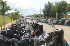 Big Taste Grill - The Road To 110 Years Of Harley Davidson