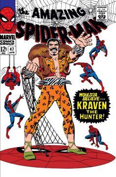 Spiderman 1963 #47 (John Romita)