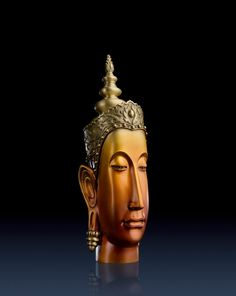 Brass Master Home decor sculpture - Metal crafts ornaments statue - Buddha 1070003 Special Price: $499.00 Links: http://www.amazon.com/gp/product/B00KJJH6SQ