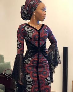 Check trending native dress now Ankara Long Gown Styles, African Dresses For Kids, Ankara Styles For Women, African Maxi Dresses, African Fashion Ankara, Latest African Fashion Dresses, African Print Fashion, African Attire, Nigerian Ankara Styles