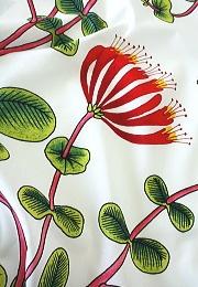 kuusama fabric from marimekko Pattern Paper, Fabric Patterns, Color Patterns, Print Patterns, Textile Design, Fabric Design, Pattern Design, Scandinavian Curtains, Print Fabrics