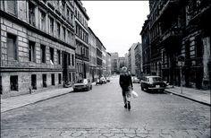 Irgendwann in den frühen 80er Jahren am Prenzlauer Berg, Ost-Berlin.