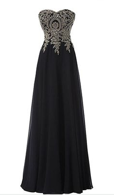 Women's Lace Appliques Evening Party Ball Gown Beaded Prom Formal Dresses Long H096