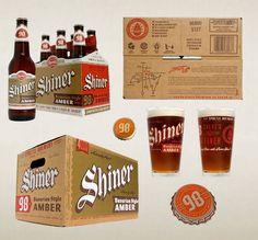 Shiner Amber Pkg