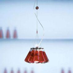 Campari Pendant Lamp by Ingo Maurer, about $410