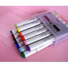 COPIC Set of 12 Sketch Markers