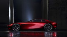 Mazda presents the RX-Vision Concept sports car with a new rotary engine, at the 2015 Tokyo Motor Show. Mazda RX-Vision Concept is powered by a next-generation… Volkswagen Polo, Toyota, Automotive News, Automotive Design, Auto Design, Design Cars, Honda Crv, Subaru, Los Cars