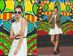 Fashion Ideas.....  Colorful Cool
