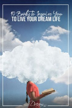Need a little inspiration or direction to fulfill your dreams? We put together this list of books to help you live your dream life. From step by step roadmaps, inspirational stories to tips and tricks for mapping out goals and habits there is something in this list to help you start your dream today! #book #dreams #motivation Inspirational Books To Read, How Do I Live, Seven Habits, Highly Effective People, Soul Sunday, Life Coaching Tools, Books For Moms, Feeling Hopeless, Do It Anyway