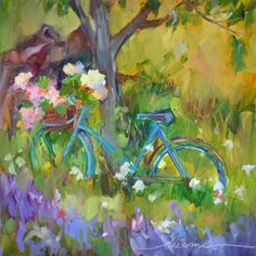 The Color of Joy in France Artist Dreama Tolle Perry