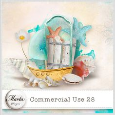 Commercial Use 28 :: 09/05 - New Products :: Memory Scraps {CU}