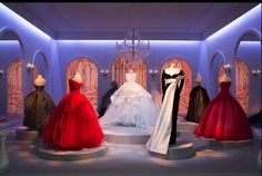 The Studio Commissary: More photos from the Dior Le Petit Theatre show (photos)