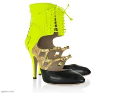 ugly shoes | shoes and chocolate: Sunday: ugly shoes of the week