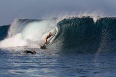 La surfeuse Tessa Thyssen dans le tube ! Tout savoir sur Tessa www.weesurf.com
