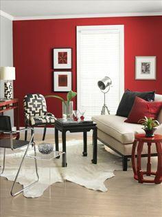 Licht und Farbe zu Hause - passende Lichtplanung und Farbgestaltung