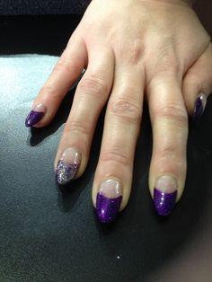 Stileto nails Pure Glam