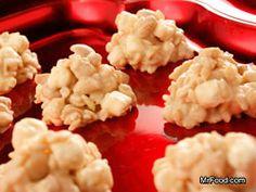 No-Bake Cookie Clusters | mrfood.com