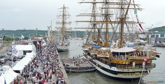 L'Armada de Rouen (France)