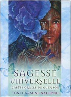 Amazon.fr - Sagesse universelle : Cartes oracle de guérison - Toni Carmine Salerno, Cathy Selena - Livres