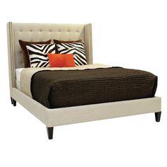 Master bedroom/ Guest Bedroom. Oly Studio Furniture - Dakota Bed