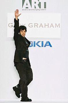 Gary Graham Fall 2002 Ready-to-Wear Fashion Show - Gary Graham