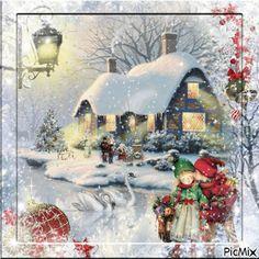 Nevicata natalizia