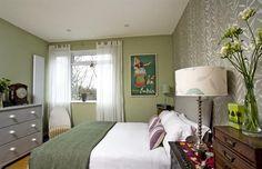 Spálňa a zavesy