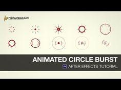 AE  - Cercle qui bouge et change et tout