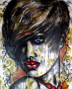 Isabelle Sauvineau 1965 ~ Pop Art painter | Tutt'Art@ | Pittura * Scultura * Poesia * Musica |