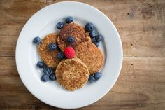 Deliciously Healthy Pancakes