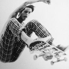 Dylan Rieder Skateboarding black and white photography Ben Nordberg, Sean Pablo, Married Men, Teenage Dream, Extreme Sports, Black And White Photography, Sexy Men, Nostalgia, Skateboards
