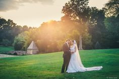 Winston-Salem Wedding Photography at Graylyn