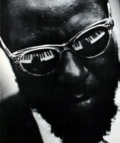 Thelonious Sphere Monk was an American jazz pianist and composer considered one of the giants of American music
