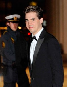 Sexiest Men 2013 Photos - Pictures of Hot Bachelors - Town & Country Magazine-#6 Prince Phillipos of Greece and Denmark
