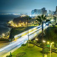 Miraflores, Lima - Peru | Come to Peru http://www.southamericaperutours.com/peru-highlight.html