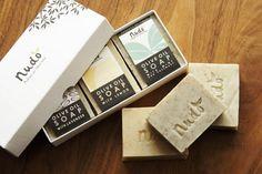 Unique Packaging Design, Nudo Soap via @confectionoven #Packaging #Design #Soap