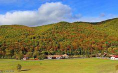 Zetelaka és Zeteváralja ősszel