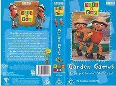Bill and ben  #garden #games ~ #video pal vhs~ a rare find,  View more on the LINK: http://www.zeppy.io/product/gb/2/322031283074/