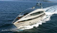 Ocean Pearl Charter - Rodriquez Yachts Motor.. | superyachts.com