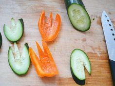 Dinosaur Veggies for Kids | Dont Panic, Mom!