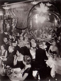 Brassai: Paris in the 1920s (Party at Maxims)